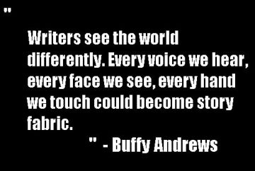 buffy andrews quote 1